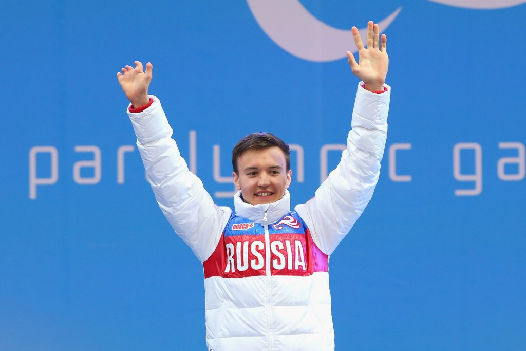 Reigning Winter Paralympic champions such as Alexey Bugaev might have a chance still of competing in Pyeongchang 2018, but might not have a lot of preparation time ©Getty Images