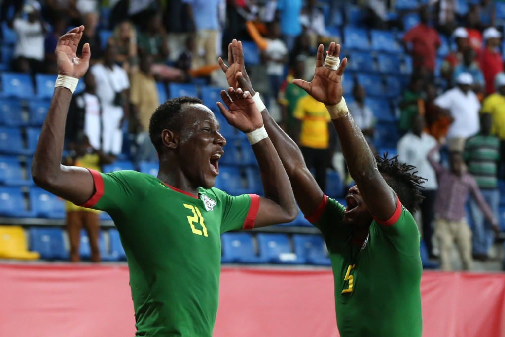 Burkina Faso secured third place by beating Ghana ©Getty Images