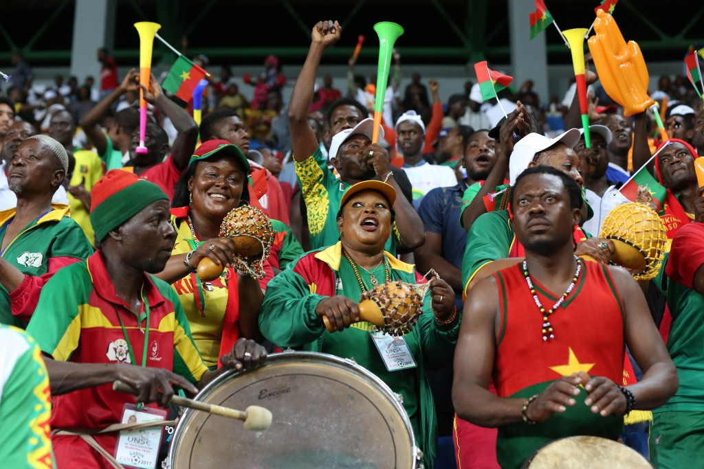 The victory helped ease Burkina Faso's disappointed at losing their semi-final on penalties ©Getty Images