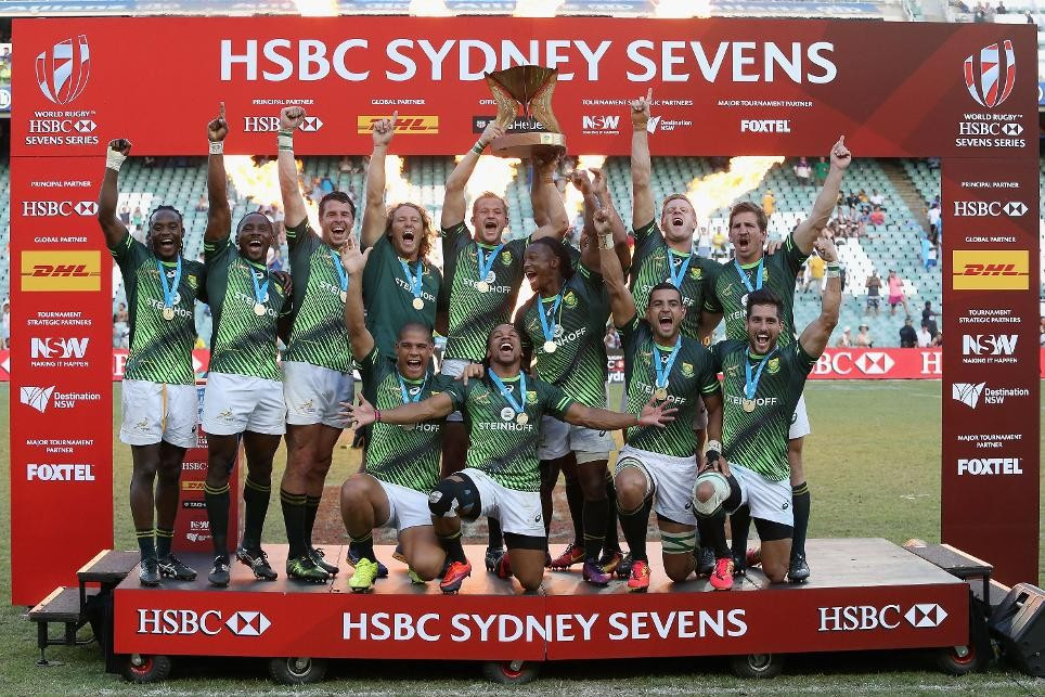 South Africa maintain sublime start to World Rugby Sevens Series