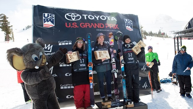 Qualifiers win FIS Halfpipe World Cup after weather cancels final