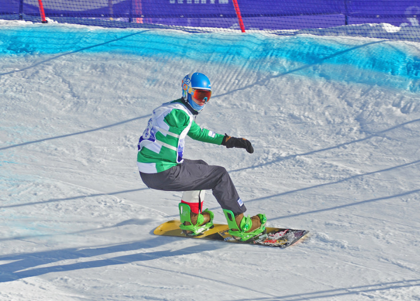 Two golds for US and Dutch at World Para Snowboard Championships
