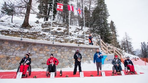 Klots crowned as IBSF seated bobsleigh world champion