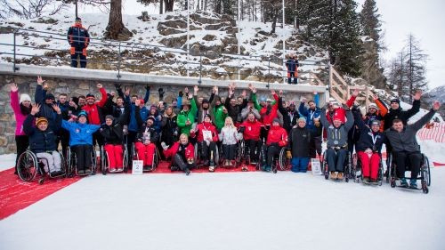 The event attracted 16 athletes from 11 countries ©IBSF
