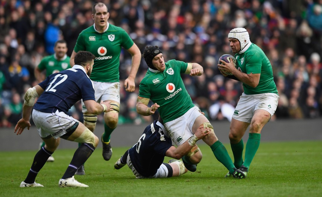 The Six Nations is one of many competitions currently postponed due to the COVID-19 pandemic ©Getty Images
