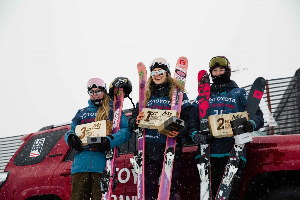 American Voison claims first Freestyle World Cup title