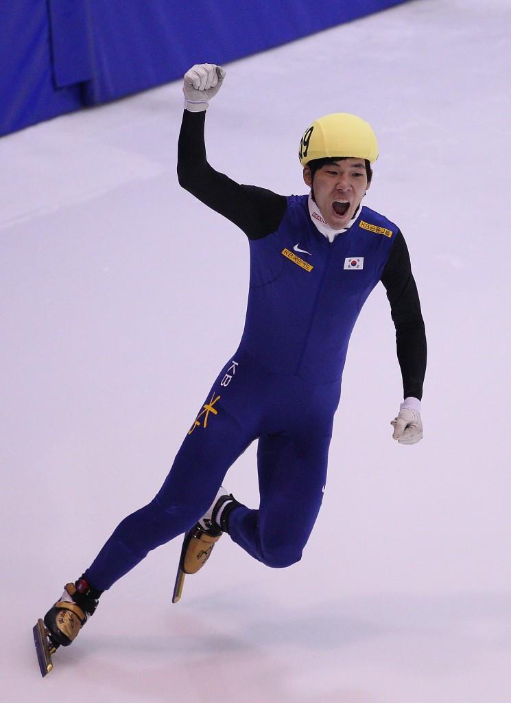 Kim sets Winter Universiade record en-route to Almaty 2017 short track gold