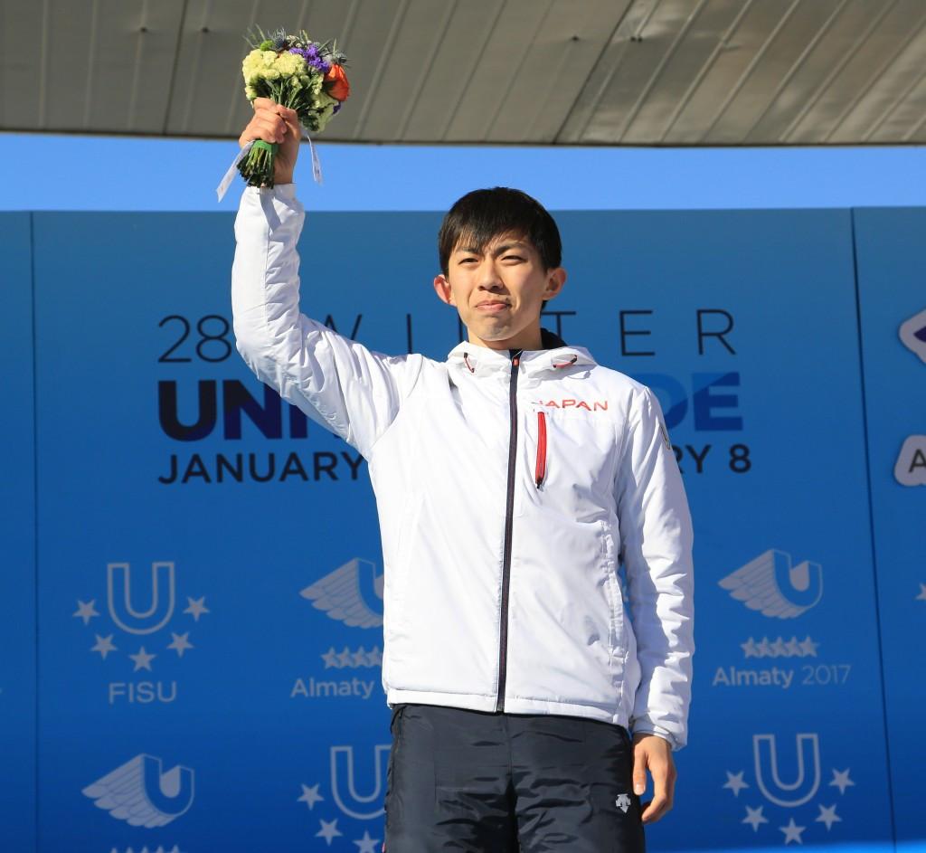 Ichinohe finally wins gold following men's mass start success