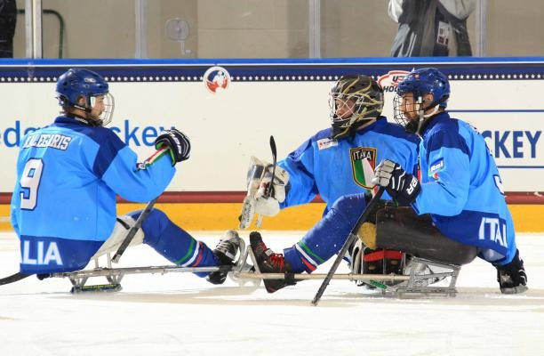 Schedule confirmed for International Para Ice Hockey Tournament