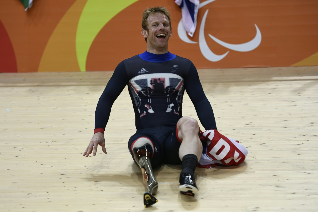 Cundy named in British team for Para-Cycling Track World Championships