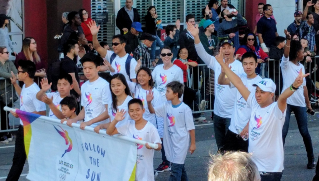 Los Angeles 2024 highlight diversity at Lunar New Year celebrations