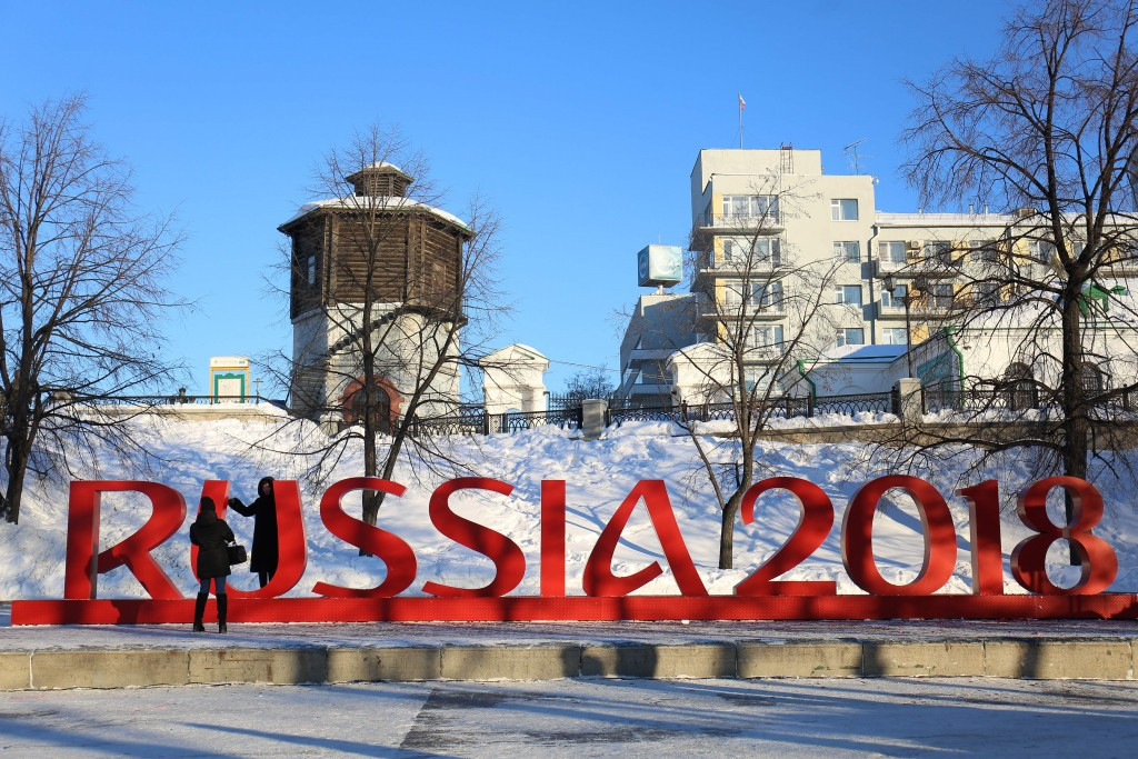 Budget increased for 2018 FIFA World Cup in Russia