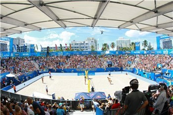 Olympic champions head FIVB World Tour entries for Fort Lauderdale