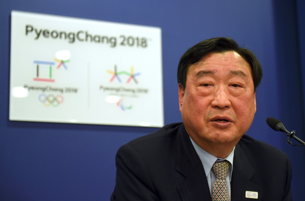 Lee Hee-beom has suggested the Winter Olympics can help restore South Korean national pride ©Getty Images