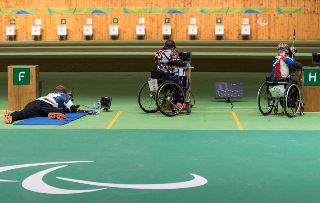 A new rankings system has been introduced for Para-shooting while changes have been made to finals ©Getty Images
