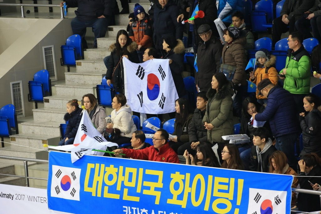 South Korea dominate final day of short track in Almaty