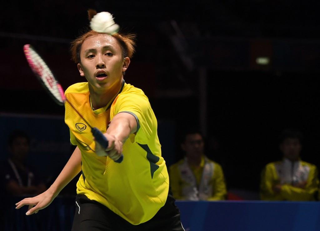 Home top seed starts with win at Princess Sirivannavari Thailand Masters