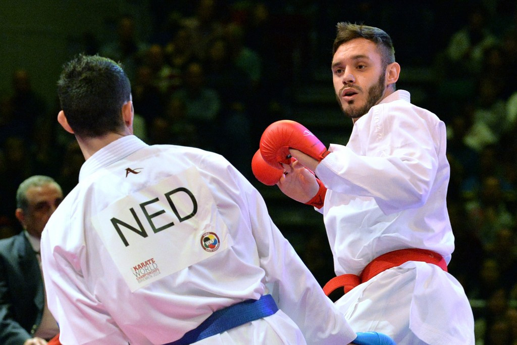 Berens and Brose six points apart in latest WKF world rankings
