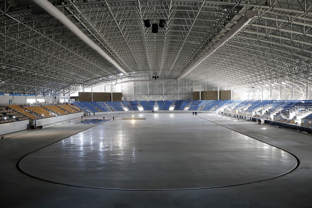 Gangneung Oval prepares to stage ISU World Single Distances Speed Skating Championships
