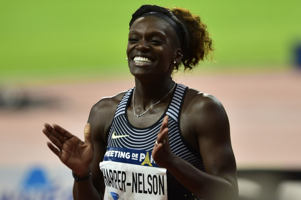 Beijing 2008 Olympic champion Harper-Nelson handed three-month ban