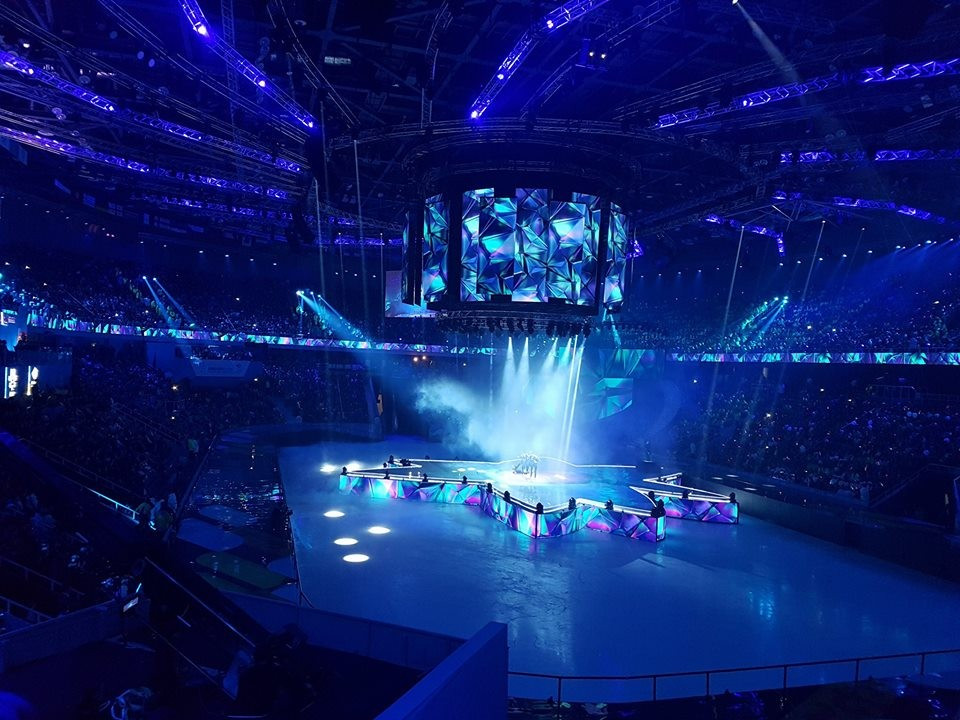 The 28th Winter Universiade was officially declared closed this evening ©insidethegames