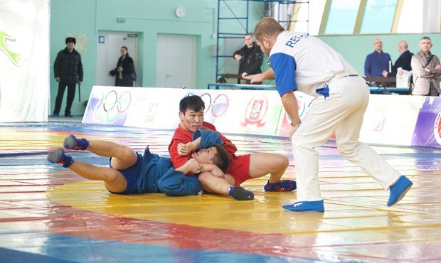 The tournament in Zelenograd was the first to be held for deaf athletes ©FIAS
