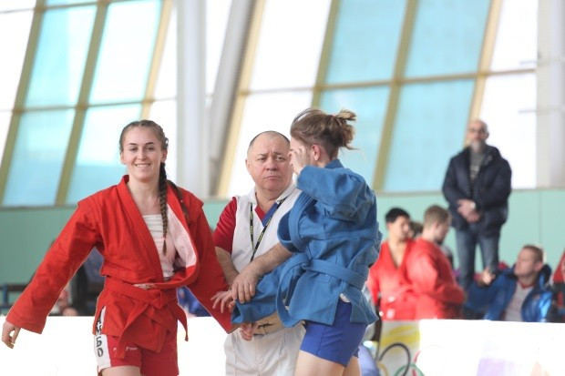 Russia's women won all seven golds available at the tournament ©FIAS
