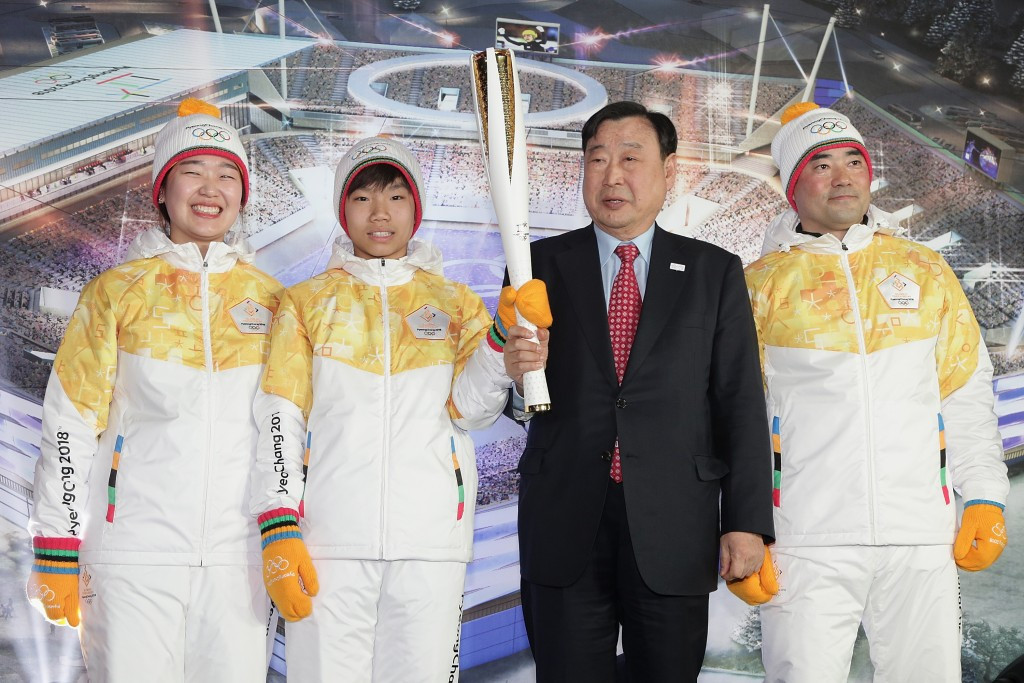 Pyeongchang 2018 claim Torch Relay will signify start of ...