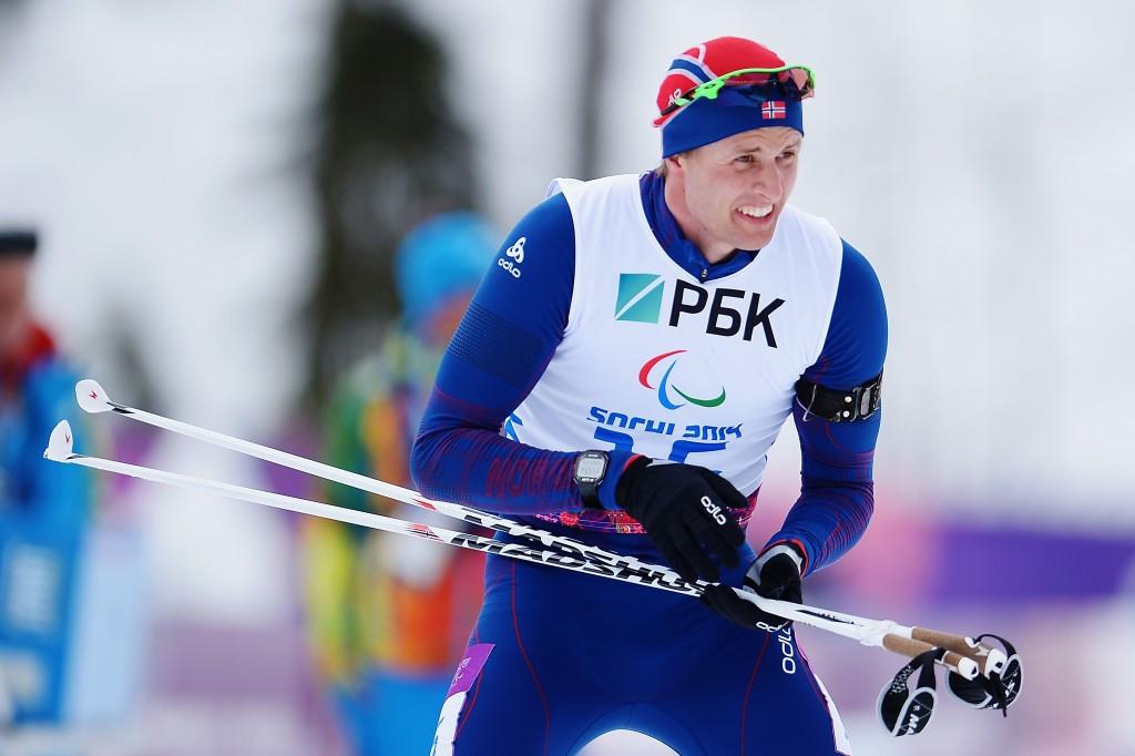 Ulset in good spirits before World Para Nordic Skiing Championships
