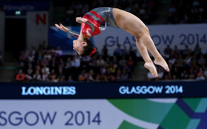 The multi-sport event will follow Glasgow's hosting of the Commonwealth Games ©Getty Images