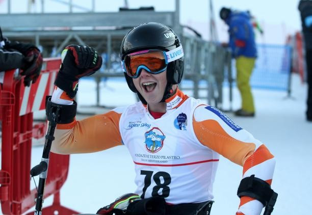 Jeroen Kampschreur won the IPC Allianz Athlete of the Month Award for January ©IPC