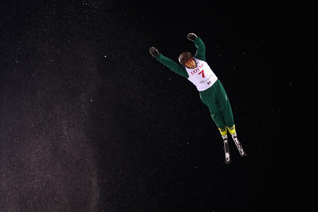 Lydia Lassila could be one of Australia's main medal hopes as she looks to compete at a fifth Games ©Getty Images
