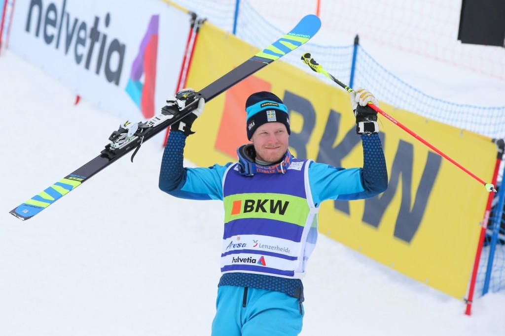 Swedish pair top Ski Cross World Cup qualifying