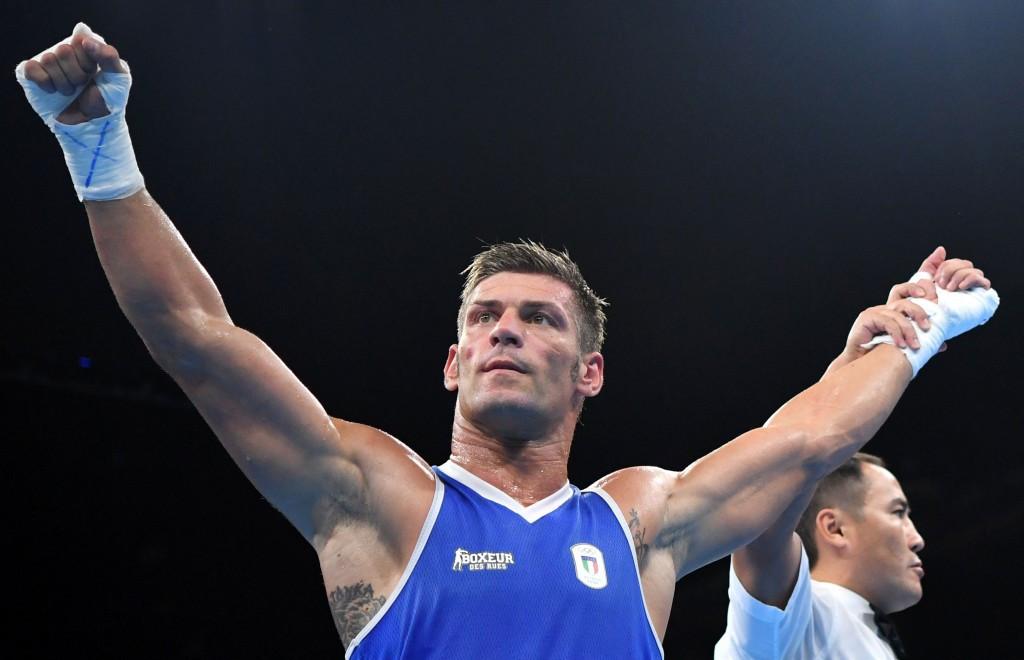 Italia Thunder defeat British Lionhearts in WSB opener