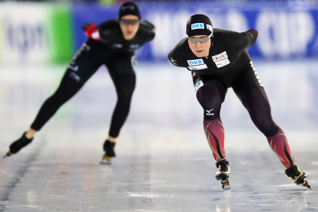 ISU confirm schedule for 2018 Speed Skating World Cup season