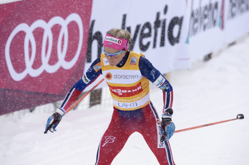Therese Johaug will be free to return to competition in time for the 2018 Winter Olympic Games in Pyeongchang ©Getty Images
