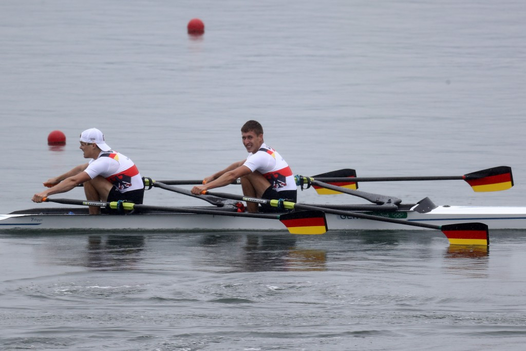 Lightweight rowing could be restricted to two classes from Tokyo 2020 ©Getty Images