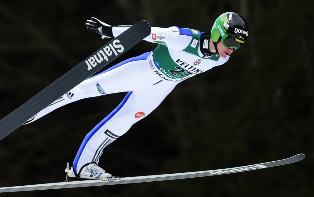 Prevc tops FIS Ski Jumping World Cup qualification in Sapporo