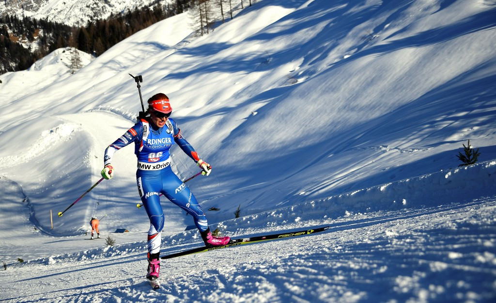 Koukalová secures first-ever IBU World Championships title with sprint victory