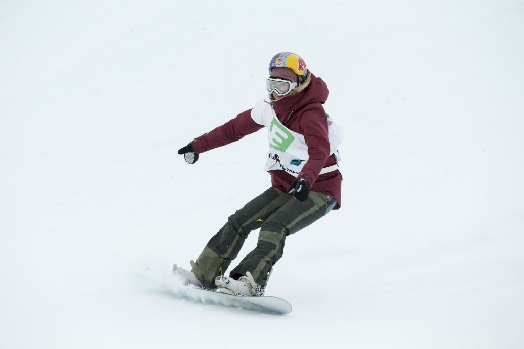 Snowboarder Gasser claims two overall FIS World Cup titles in Quebec
