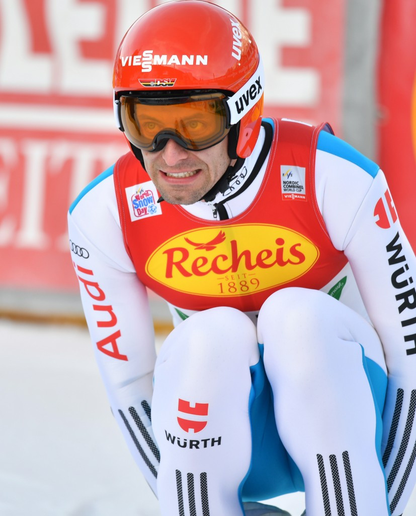 Kircheisen maintains German dominance at FIS Nordic Combined World Cup