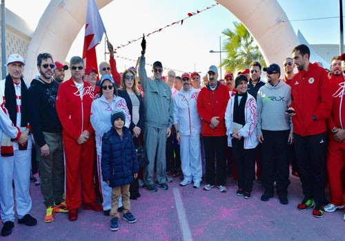 Bahrain's National Sports Day declared a success