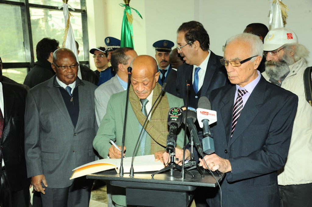 COA President opens Olympic and Sports Museum in Algiers