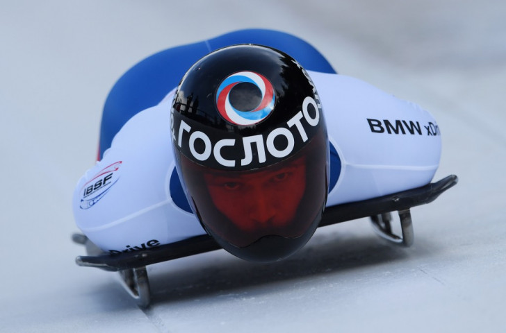 Russia's 2014 Olympic skeleton champion Alexander Tretiakov appealed successfully against a provisional suspension ©Getty Images
