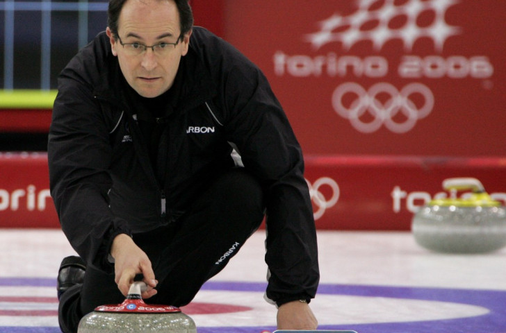 New Zealand's Dan Mustapic will be the only Olympian in the field at the World Mixed Doubles Championships