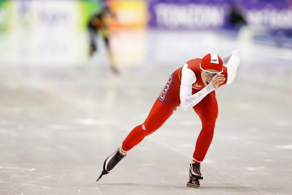 Zlotkowska voted speed skating representative on ISU Athletes' Commission