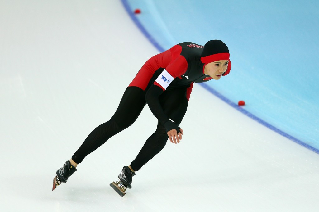 Beixing Wang missed out on a spot on the Athletes' Commission after coming second in the secret ballot ©Getty Images