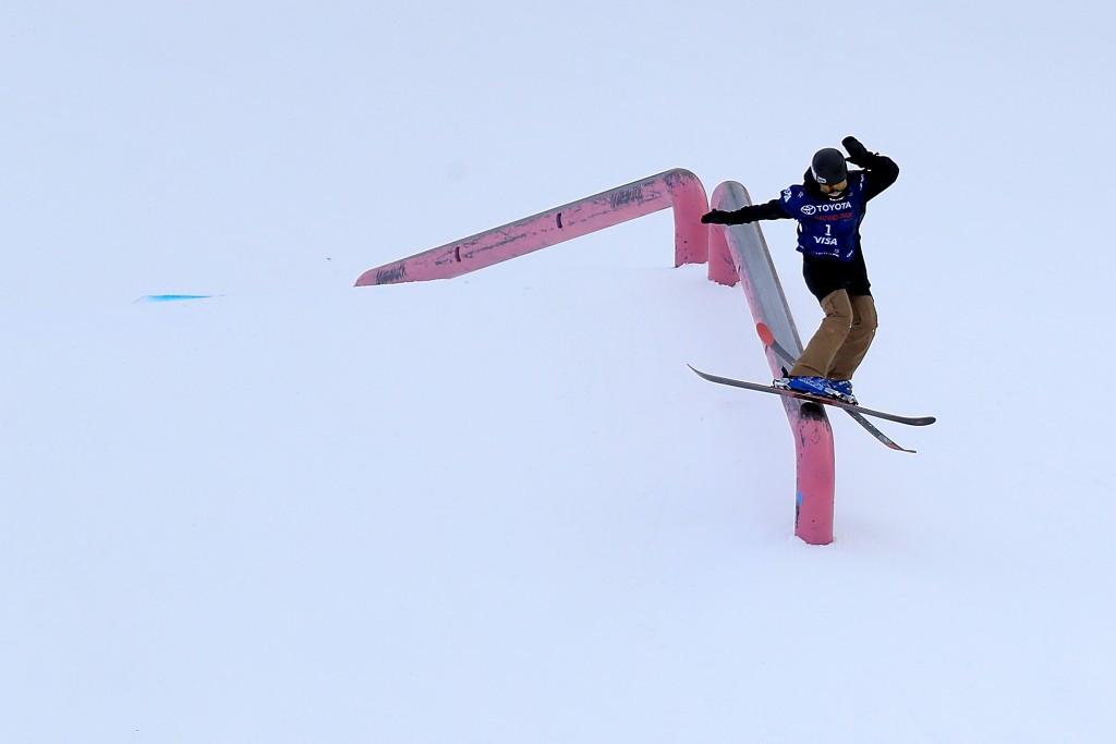 Hoefflin heads Swiss dominance at FIS Big Air World Cup