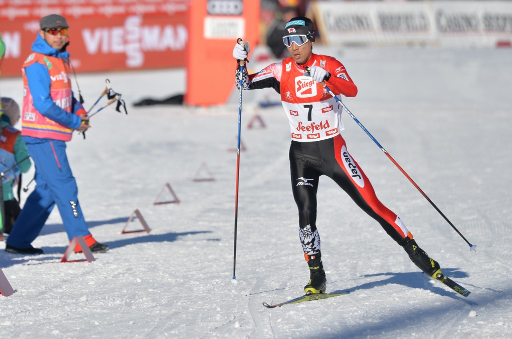 Watabe breaks German monopoly at FIS Nordic Combined World Cup