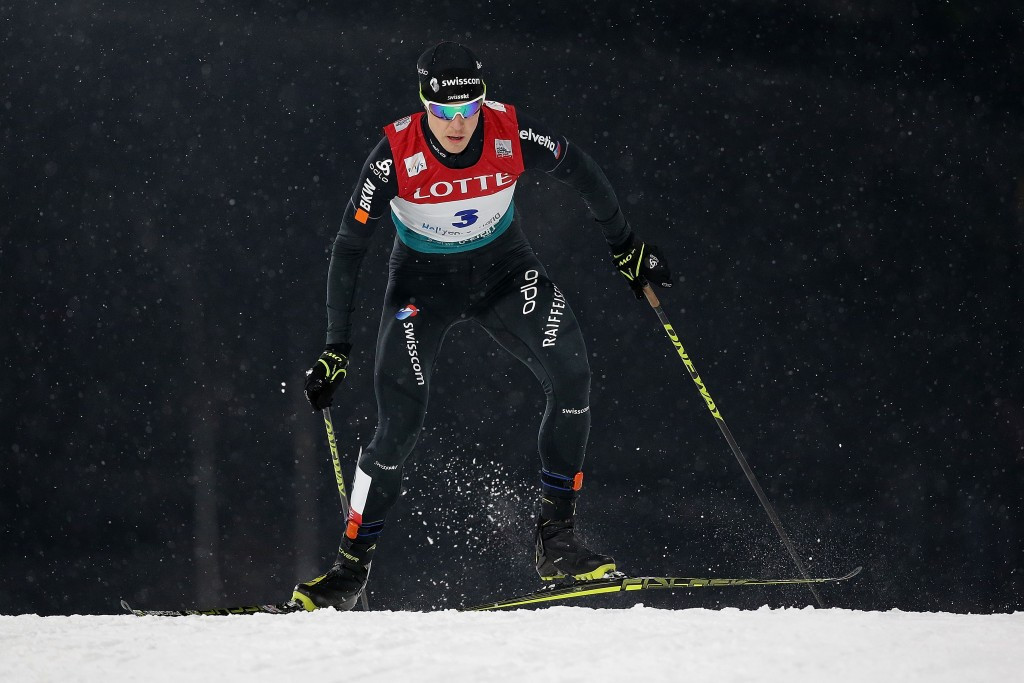 Tim Hug won the silver medal in Sapporo ©Getty Images